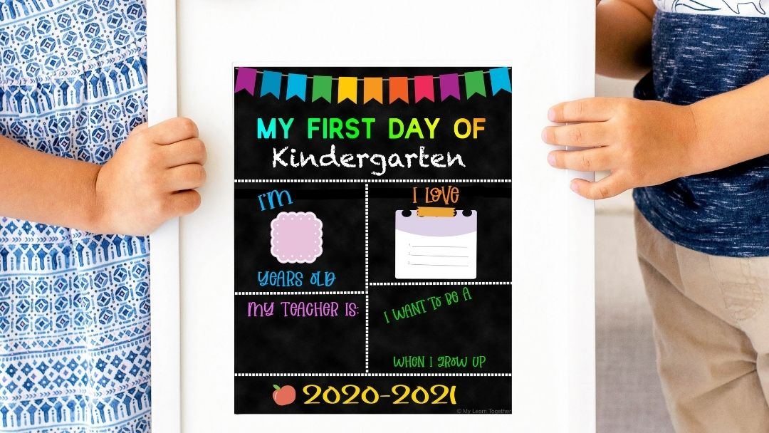 Free Back to School 2020-2021 Sign