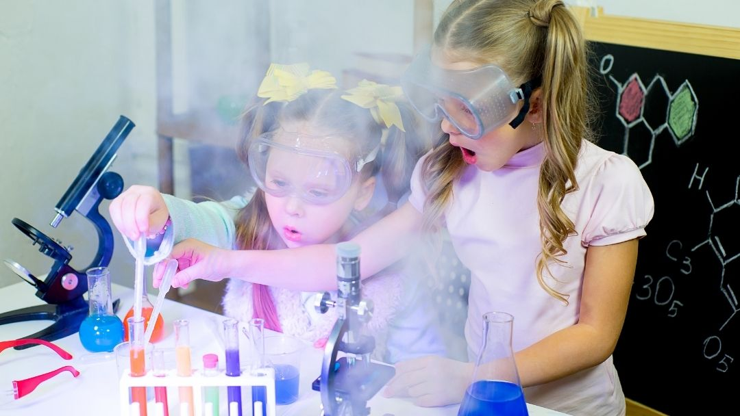 Elementary science for homeschoolers