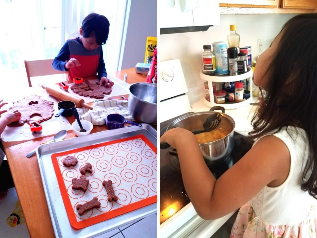 Baking & Cooking for Kids